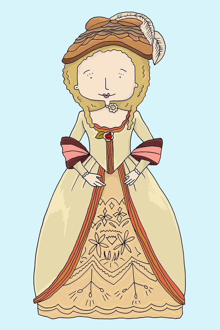 Quilt Museum - Duchess