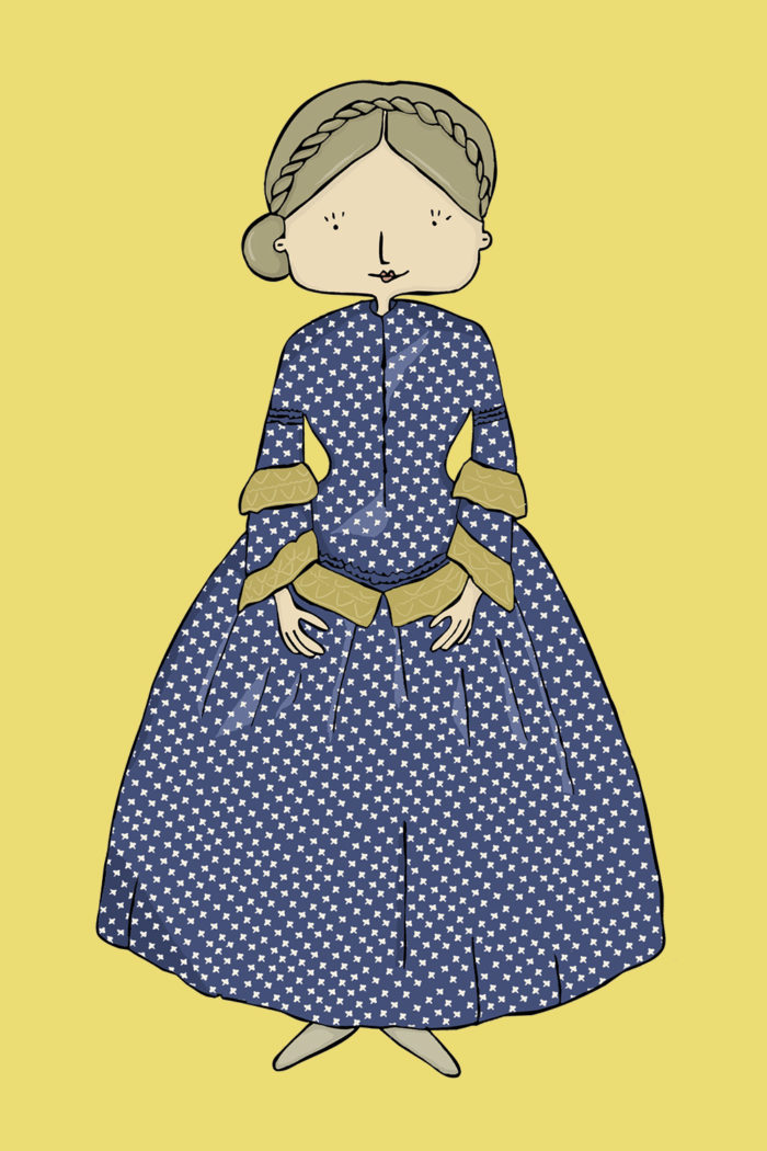 Castle Museum Mix & Muddle - Day dress