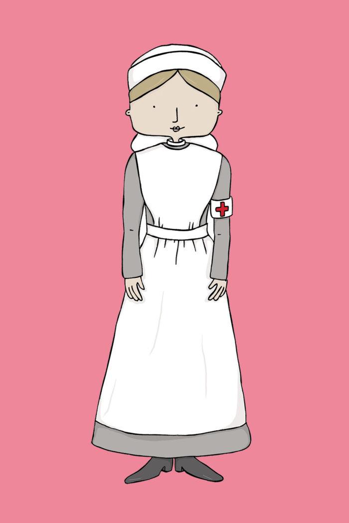 Castle Museum Mix & Muddle - Nurse